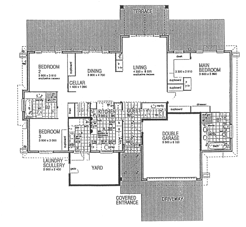 Floor Plan - Pembrooke_special Floor Plan