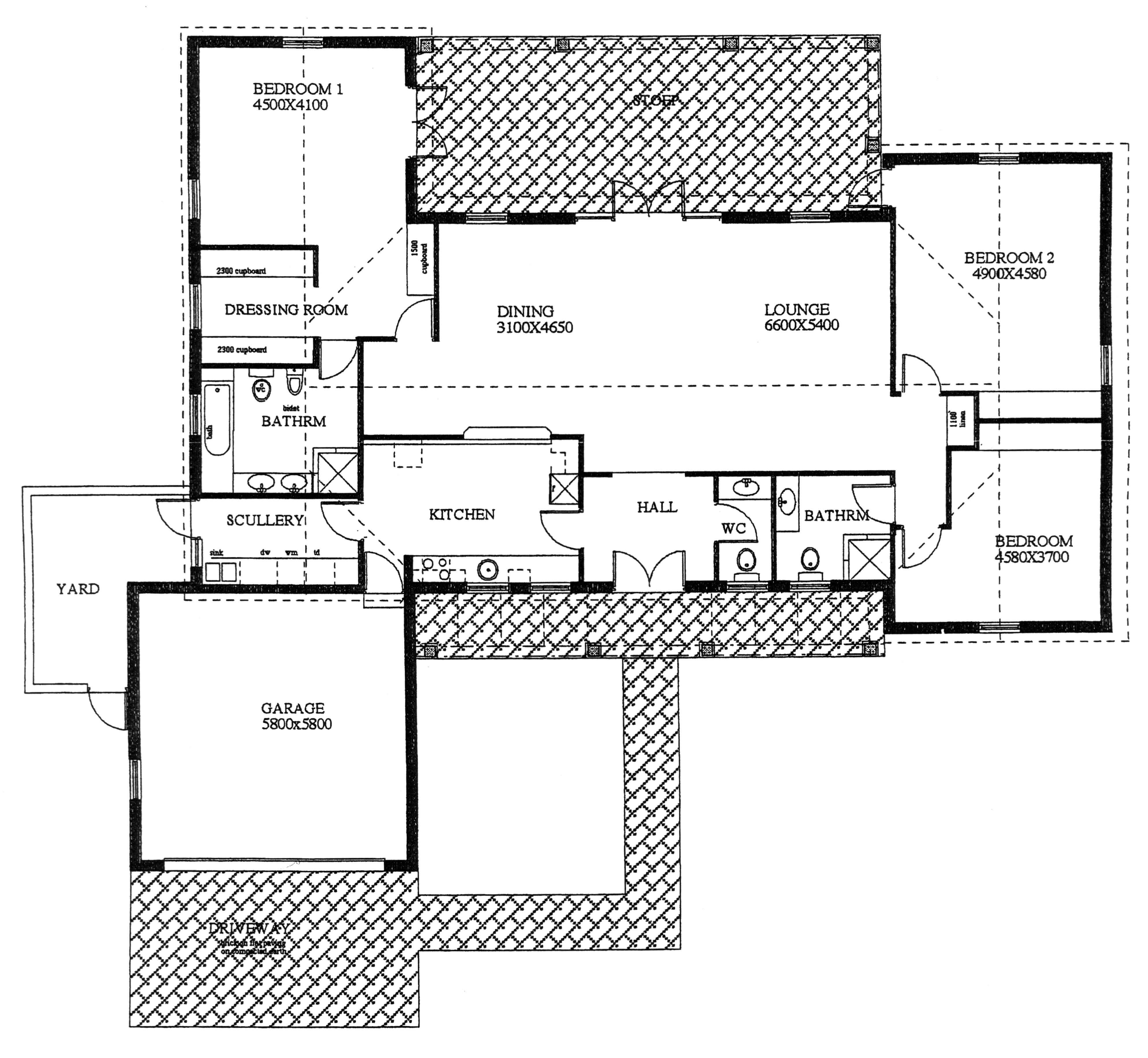 Floor Plan - Crane Floor Plan