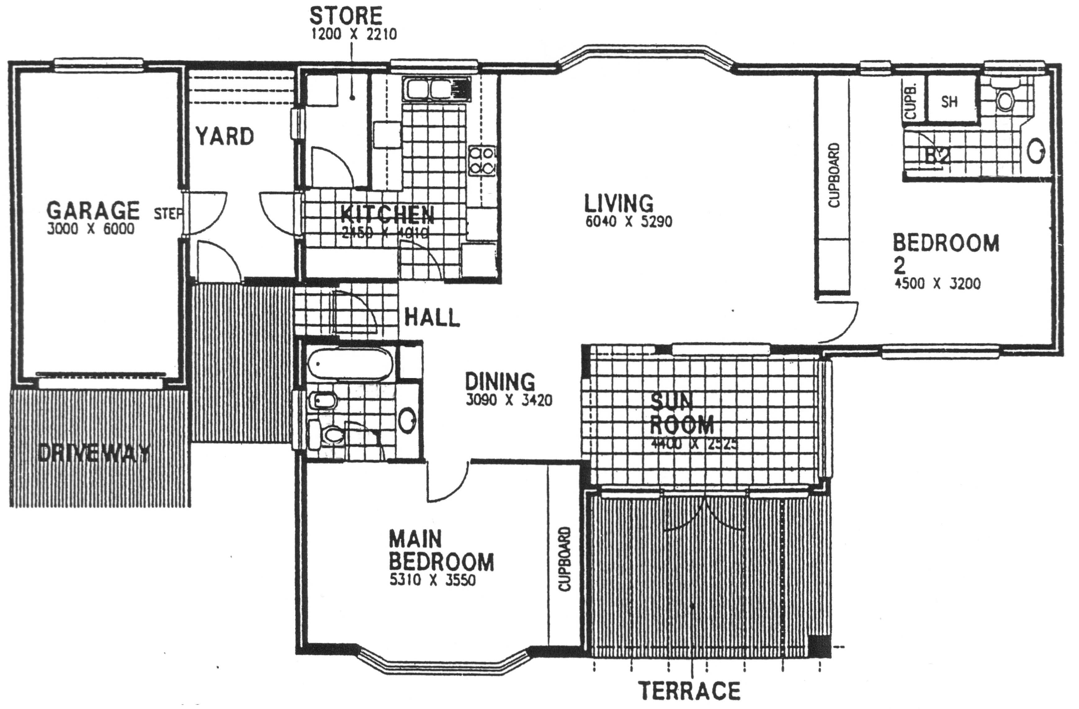 Floor Plan - Windsor Floor Plan
