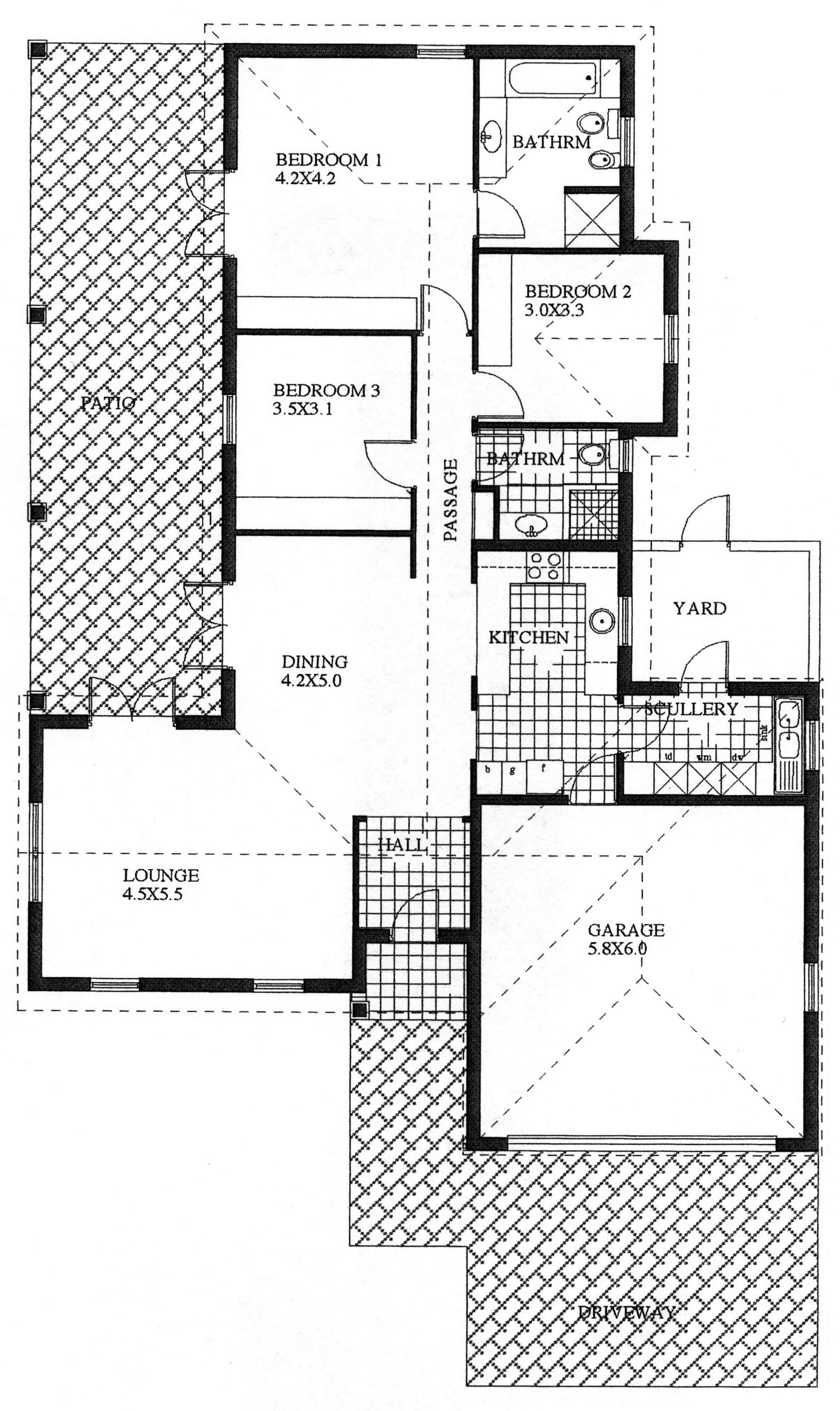 Floor Plan - Plover Floor Plan