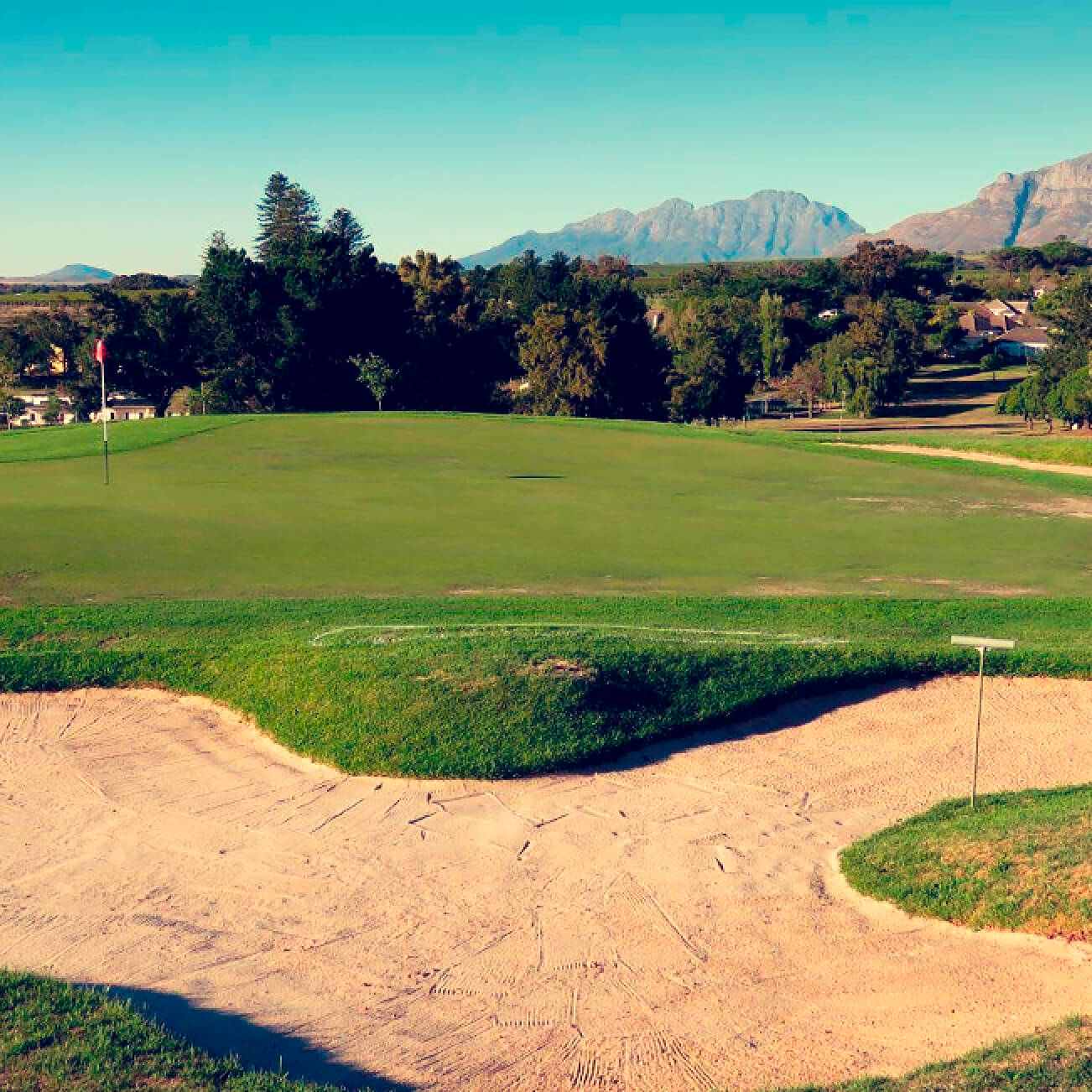 <p>Golf Course</p> - 2