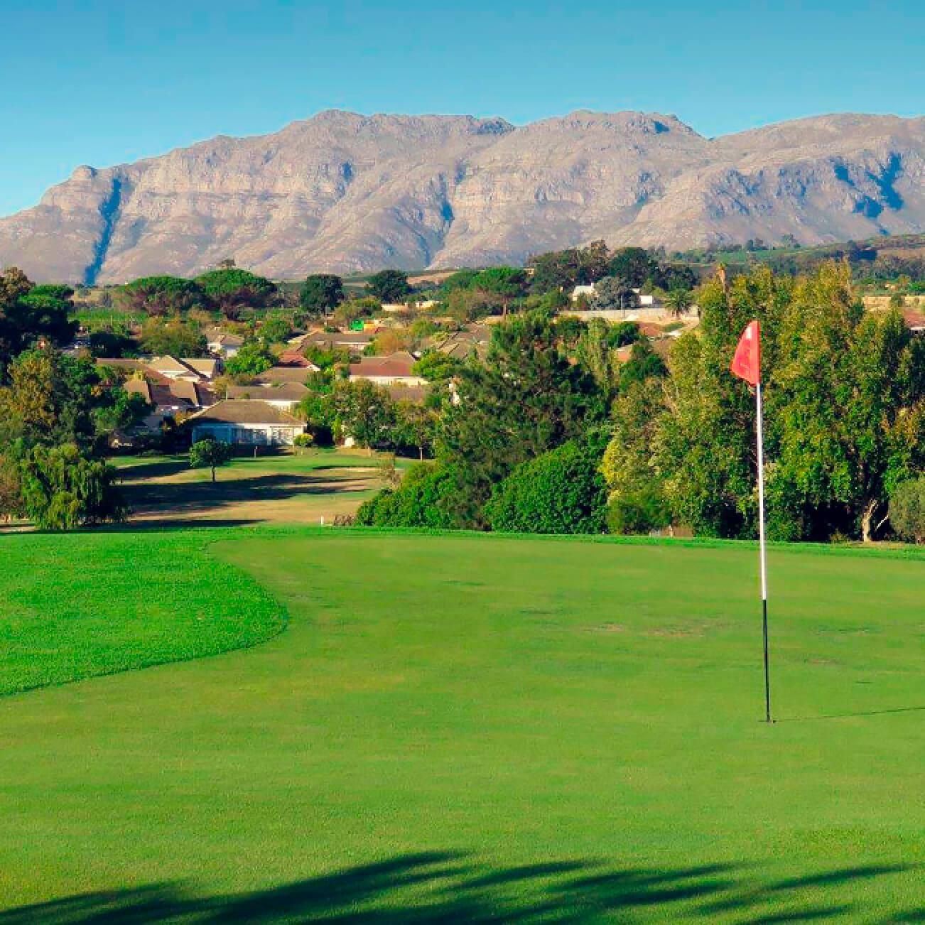 <p>Golf Course</p> - 1