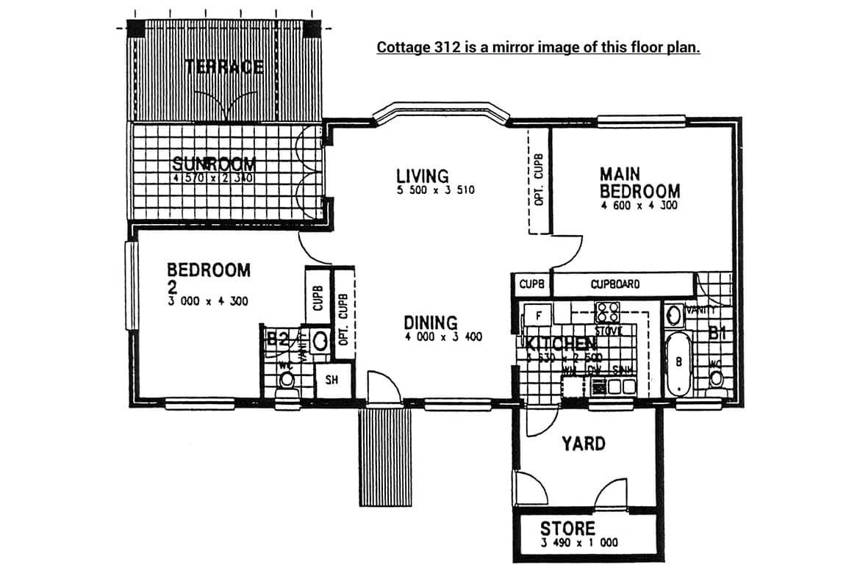 Cottage 312