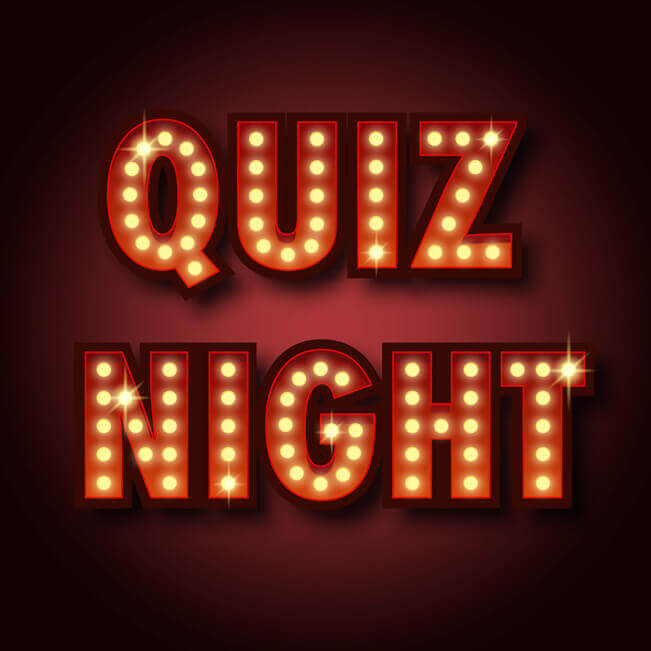 Quiz evenings